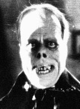 One of the most enduring images of the silent era: Lon Chaney in The Phantom of the Opera (USA, 1925)