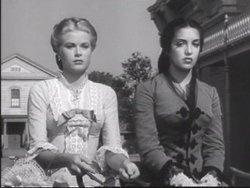 Grace Kelly and Katy Jurado in High Noon
