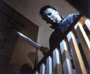 Michael Myers, unstoppable psycho-killer from Halloween (1978)