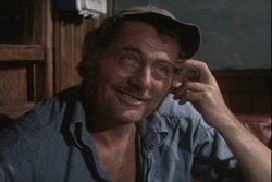 Robert Shaw, as Quint, delivering the USS Indianapolis monologue.