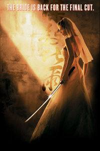 Kill Bill: Vol. 2 Theatrical Poster