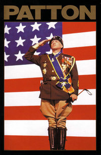 DVD cover of Patton
