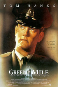 Promotional poster for The Green Mile