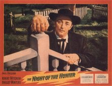 Night of the Hunter lobby card