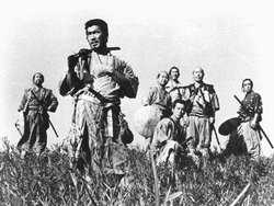 The Seven Samurai.